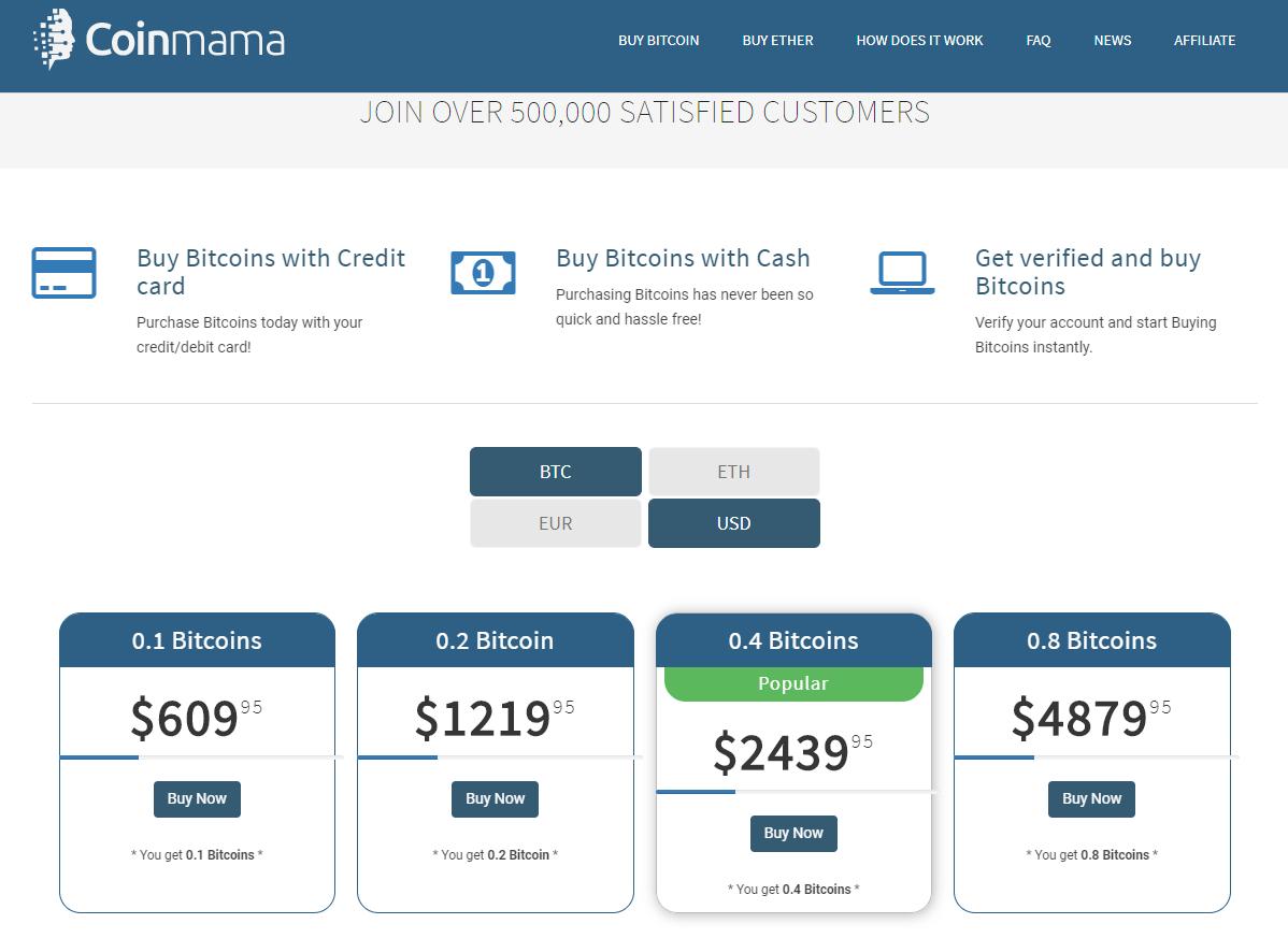 achat avec bitcoin