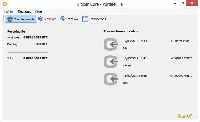 Vous voulez plus d'argent? Démarrer Bitcoin ou argent BTC
